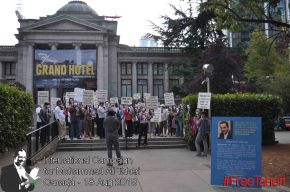 Vancouver Protest 9